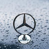 http://Duncan.co/wet-mercedes-benz-hood-ornament/