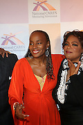 l to r: Susan L.Taylor and Oprah Winfrey at The National CARES Mentoring Movement Gala held at ESPACE on December 2, 2008 in NYC..National CARES is a mentor-recruitment movement that works ti fill the pipeline of youth-supporting organizations throughout the country with mentors. Its mission is to save a generation by outting a caring adult in the life of every at-risk child and those who have already fallen in peril.