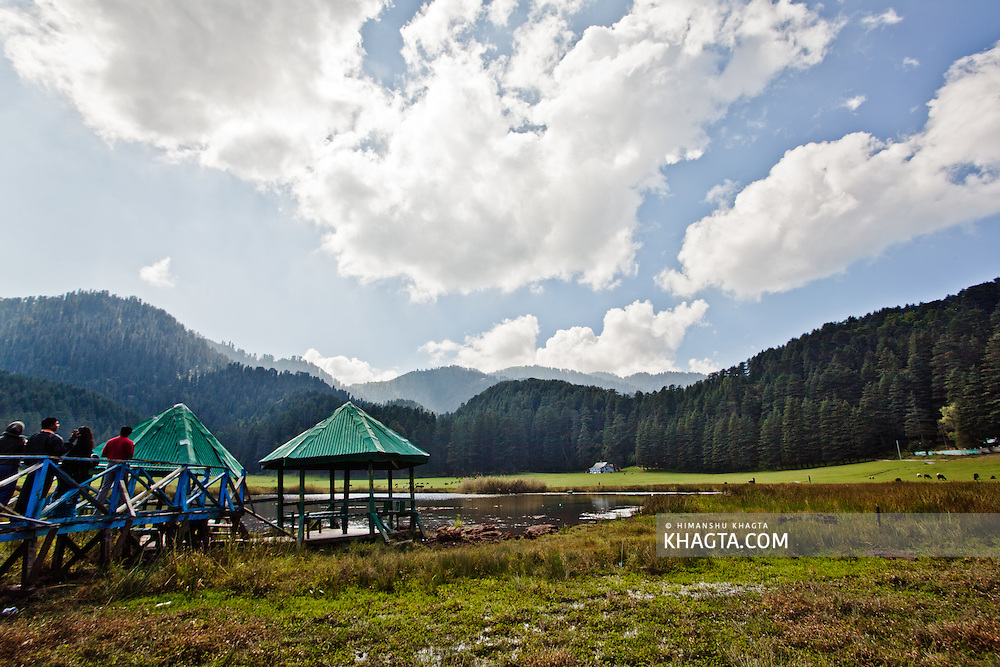 23 kms from Dalhousie by road and 13 kms from Kalatop is the mini Switzerland of India i.e. Khajjiar, at a height of 6400 ft. Hutchison writes, &quot;Khajjiar is a forest glade of great beauty, 6400 feet above sea level&quot;. <br />
