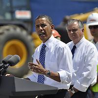 President Barack Obama - Columbus, Ohio - June 16, 2010