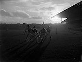 1960 Railway Cup Hurling Semi-Finals Ulster v Leinster