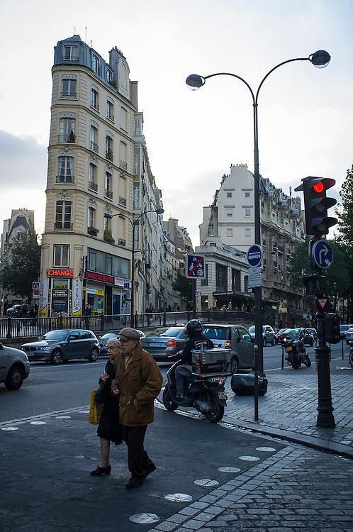 PARIS<br /> <br /> Wanderings in the City of Lights.
