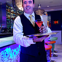 The Vigne Bar, The Mandeville Hotel, Mandeville Place, Marylebone, London, Great Britain, UK