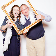 Kaitlin and Mike's Photo Booth