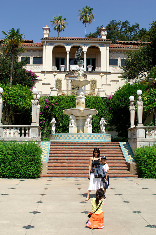 Hearst Castle State Park, San Simeon, California, United States of America