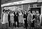 1967 - Opening of Intercontinental Travel Ltd. at Crumlin Cross, Dublin
