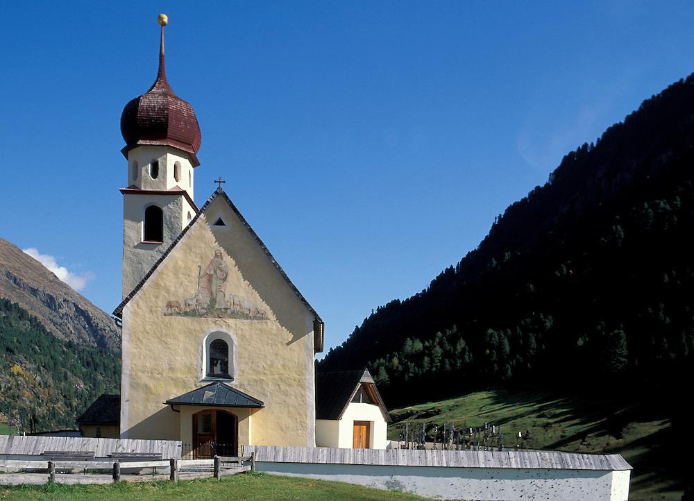 Church at Frauenberg, Wahlfahrtskirche Frauenberg,Steiermark, Austria