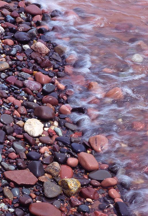 Rocky Beach, Lake Supererior