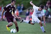 Pitman High School Boys Soccer vs Glassboro - 23 September 2013