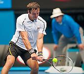 Tennis - Teymuraz Gabashvili