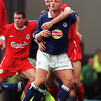 Leicester City v Liverpool 18.9.1999