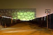 Beijing Olympic stadium Water Cube