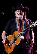 """January 13, 2012 - Willie Nelson greets his fans at a packed-house performance in Tunica at Gold Strike Casino Friday night. Willie is """"on the road again."""""""