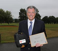 JUL 11 2014 Bernard Gallacher at Wrotham Heath Golf Course