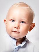 Portrett av barn. FOTO: TOM HANSEN