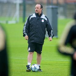 080930 Liverpool training