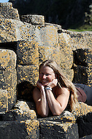 The Giant's Causeway: One of Royal Geographical Society's  great wonders of the natural world
