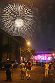 4th of July Celebrating 238 years of America's birth held along the WestSide Highway, NYC