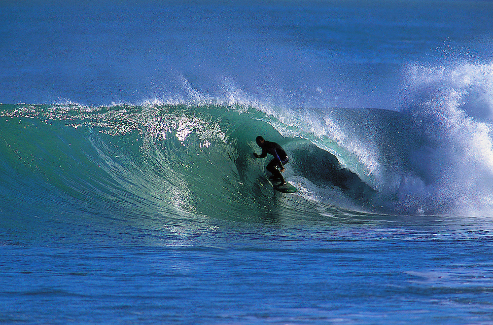 Surfing New Zealand