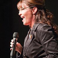 Sarah Palin and Glenn Beck, September 11, 2010, Dena'ina Convention Center, Anchorage, Alaska