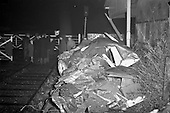 1962 - Car/train crash at Sandymount Avenue