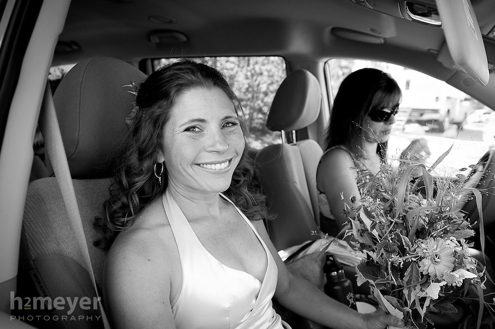 Rachel and Chris were married on September 4, 2011 at Elk Lake Resort in central Oregon.