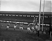 1954 Oireachtas Hurling Final Clare v Wexford