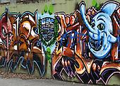 Atlanta Grafitti, Urban Artwork