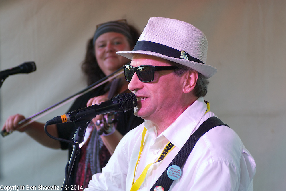 Tim Readman & Jennie Bice