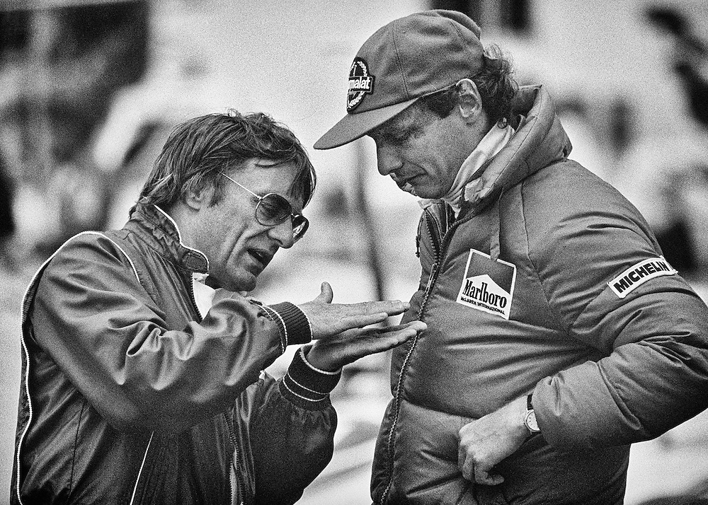 For the past 35 years, three-time World Champion Niki Lauda and Formula One CEO Bernie Ecclestone have had a tremendously strong friendship. Beginning before 1978, when Lauda left Ferrari to join Ecclestone's Brabham Alfa Romeo team, they have maintained enormous respect, albeit grudgingly for each other's opinions.<br />