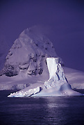 Image of Iceberg in Lemaire Channel, Antarctica