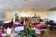 Restaurant at the Hotel Ciego de Avila, Cuba.