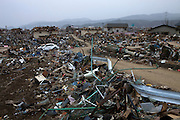 Rikuzen Takada was completely distroyed by tsunami on March 11th 2011