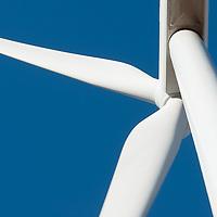 close up photo of wind turbine