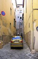Street of Pisa