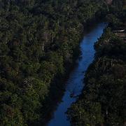 Brazil, Amazon River Piracy