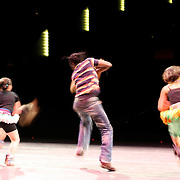 Pacific NW Ballet / Spectrum Dance REACH Program African Dance Performance