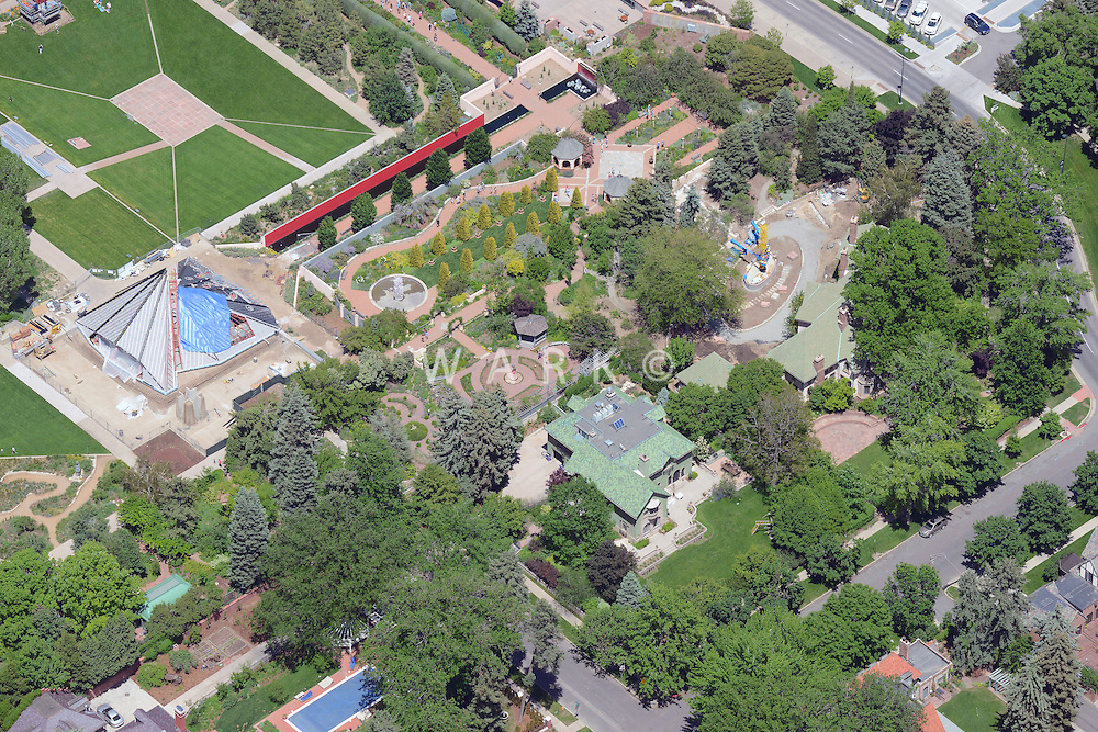Denver Botanical Gardens, June 2014. 84677