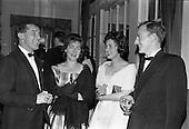 1962 - Edward Dillon and Co. Ltd reception at the Gresham Hotel, Dublin