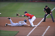 Ole Miss' Matt Snyder (33) vs. Murray State at Oxford-University Stadium in Oxford, Miss. on Wednesday, May 2, 2012.