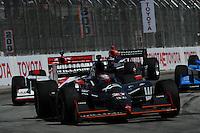 Ryan Hunter-Reay, Long Beach, Indy Car Series