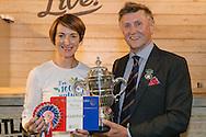 Royal Highland Show 2016, Ingliston, Edinburgh. PAYMENT TO CRAIG STEPHEN - 07905 483532<br /> <br /> Dairy awards