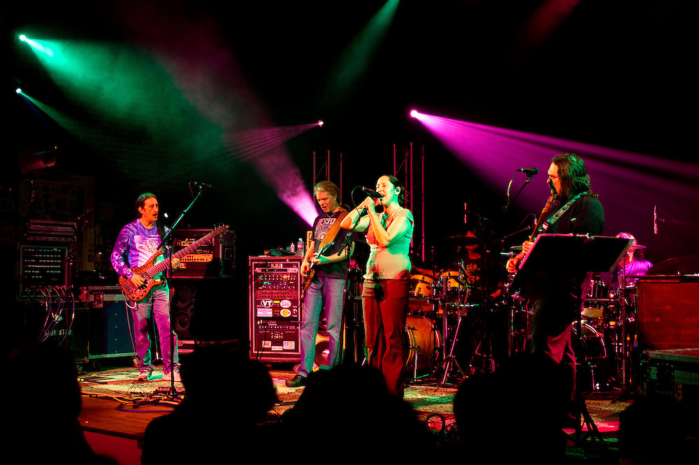 Falls Church, VA, March 10, 2011 - Dark Star Orchestra plays The State Theater
