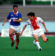 Ajax - Portsmouth 27.7.1993