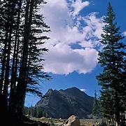 Colorado, Front Range, Fall River Reservoir
