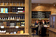 Le Pain Quotidien, Marylebone High Street, Marylebone, London, Great Britain, UK