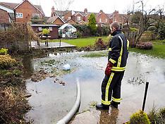 FEB 18 2014 Floods Thames Valley