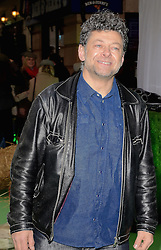 Andy Serkis attends Shaun The Sheep Uk Premiere at Vue West End, Leicester Square, London on Sunday 25 January 2015