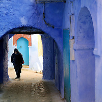 Chefchaouen - the blue town