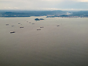 Panama-2014<br /> Pacific approach to the Canal